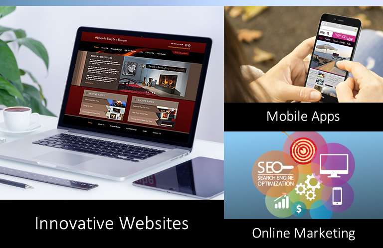 Innovative Web Design, Mobile Apps and Marketing