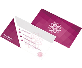 Business Card & Professional Stationery Design